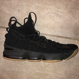 Lebron 15, good condition, size 13